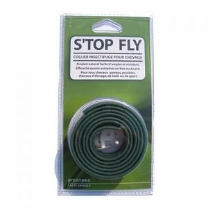 Greenpex Stop fly collier insectifuge cheval