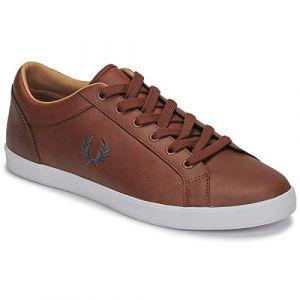 Fred Perry Baseline Leather B6158448, Basket - 45 EU