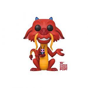 "Funko Pop Disney: Mulan-10 Mulan 10"" Mushu Collectible Toy, 45742, Multicolour"