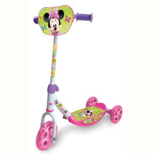 Smoby Patinette 3 roues Minnie