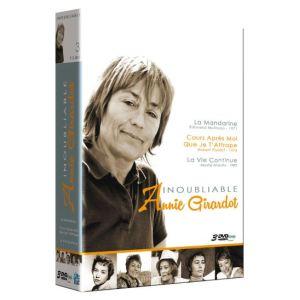 Coffret Inoubliable Annie Girardot : La mandarine + Cours après moi + La vie continue