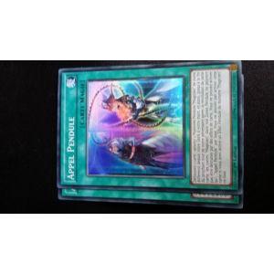Carte Yu Gi Oh APPEL PENDULE PEVO-FR036