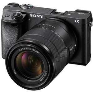 Sony Alpha 6300 (avec objectif 18-135mm)