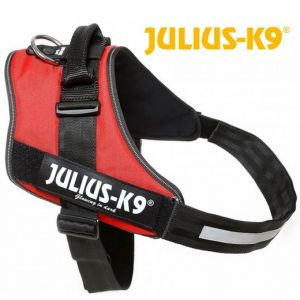 Julius K9 Harnais IDC Power noir ou rouge