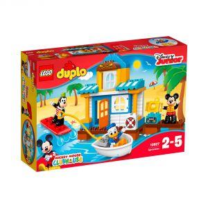Duplo 10827 - La maison à la plage de Mickey et ses amis