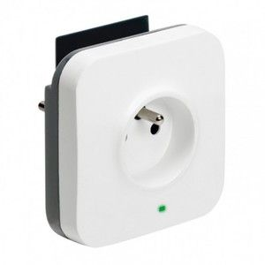 Legrand 114342 - Prise protégée 2P+T et 2 x USB