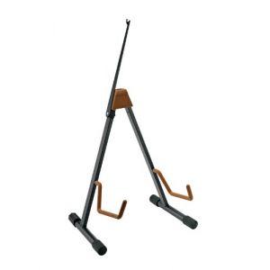 König & Meyer Pied pour violoncelle 14130 compact, acier, noir, support liège