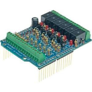Velleman KA05 - Bouclier INPUT - OUTPUT pour Arduino
