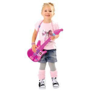 Smoby Guitare électronique Violetta