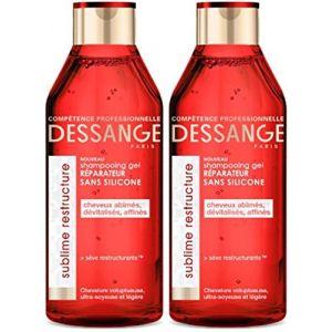 Jacques Dessange Sublime Restructure Shampoing Gel Réparateur Sans Silicone - 250 ml