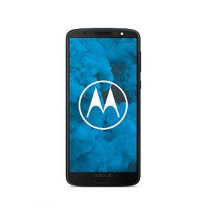 "Motorola Moto G 6 5.7"" Double SIM 4G 3Go 32Go 3000mAh Indigo, Mobile"