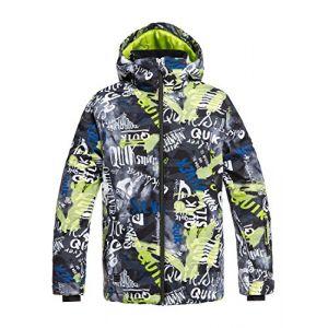 Quiksilver Veste de ski mission printed youth jacket 8 ans