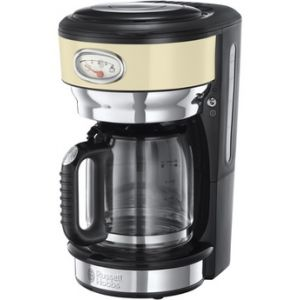 Russell Hobbs 21702-56 - Cafetière filtre Retro