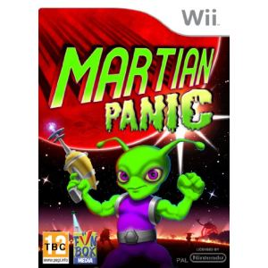 Martian Panic [Wii]