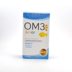 Super Diet Om3 Junior - 60 capsules