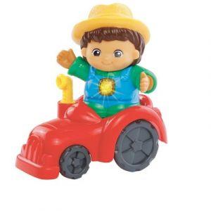 Vtech Tut Tut Copains Métiers : Noé p'tit fermier et son tracteur