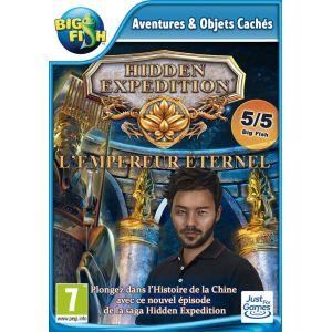 Hidden Expedition : L'Empereur Eternel [PC]