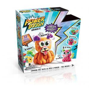 Canal Toys Pâte à modeler Crazy Animals Power Dough