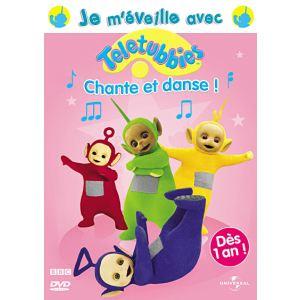 Je m'éveille avec Teletubbies : Chante et danse !