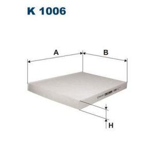 Filtron Filtre d'habitacle K1006