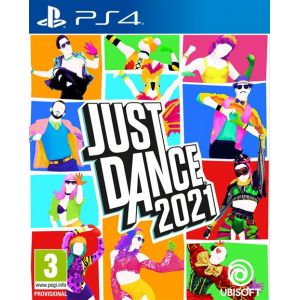 Just Dance 2021 - Version PS5 incluse [PS4]