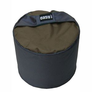 Pouf de jardin Big Curling Easy Life taupe