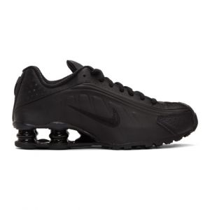 Nike Chaussure Shox R4 Homme - Noir - Taille 44.5