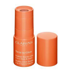 Clarins Twist to Glow Eyes & Cheecks #03-Mandarine 1,3 g