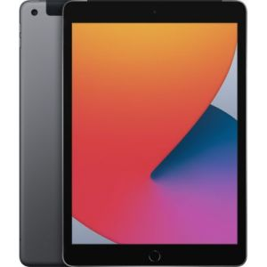 Apple Nouvel Ipad 10,2' 128go Gris Sideral Wi-fi Cellular (8eme Generation)