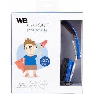 WE WECASKID - Casque audio pour enfant