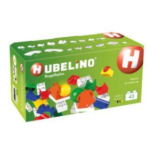 Hubelino Kit complément pour toboggan à billes, 43 pièces