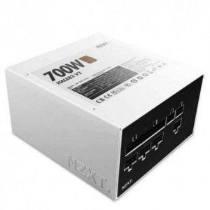 Nzxt Hale82 v2 700W - Bloc d'alimentation PC modulaire 700W certifié 80 Plus Bronze