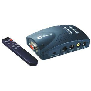 MCL Samar VID-VGA2 - Convertisseur vidéo PC vers TV