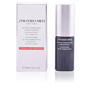 Shiseido Men Total Age-Defense - Concentré actif énergisant