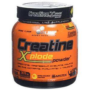 Image de Olimp sport nutrition Creatine Xplode Powder Orange 500 g