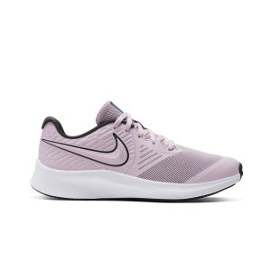 Nike Chaussures sport Star Runner 2 à lacets Rose - Taille 32