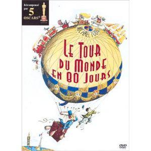 Le Tour du monde en 80 jours [DVD]