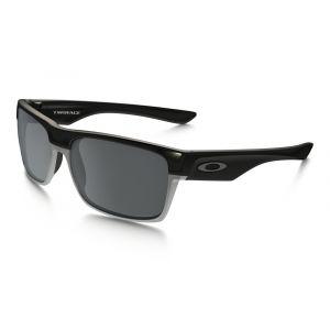 Oakley Twoface 918901 Polished Black Iridium Polarized