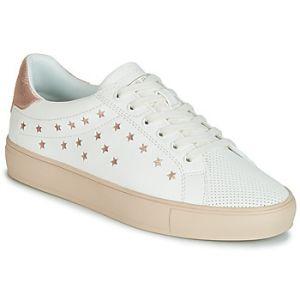 Esprit Baskets basses COLETTE STAR LU blanc - Taille 36,37,38,39,40,41