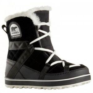Sorel Glacy Explorer Shortie Black