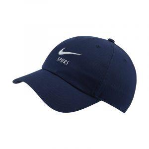 Nike Casquette réglable Tottenham Hotspur Heritage86 - Bleu - Taille Einheitsgröße - Unisex