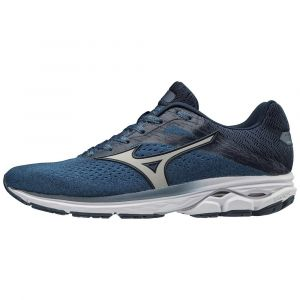 Mizuno Chaussures running Wave Rider 23 - Campanula / Vapor Blue / Dress Blue - Taille EU 45