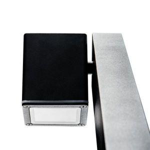 Kanlux Borne de jardin pour culot GU10 - Finition Anthracite - Taille - 800mm