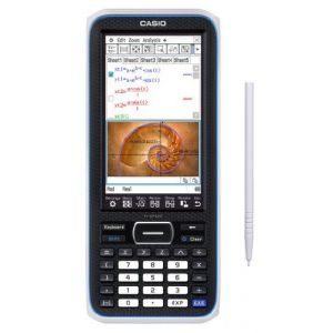 Casio fx-CP400 (ClassPad II) - Calculatrice graphique