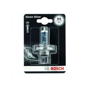 Bosch 2 Ampoules H4 Xenon Silver 12 V
