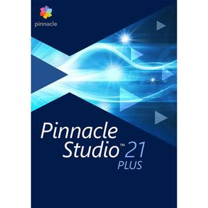 Pinnacle Studio Plus - (v. 21) - ensemble de boîtes - 1 utilisateur [Windows]