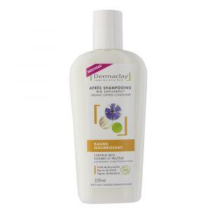 Dermaclay BAUME NOURRISSANT cheveux secs Après-Shampooing 250 ml