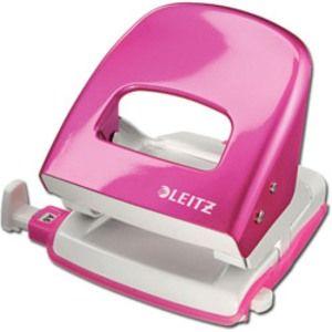 Leitz Perforateur WOW Rose