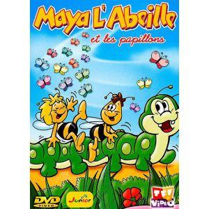 Maya l'abeille et les papillons