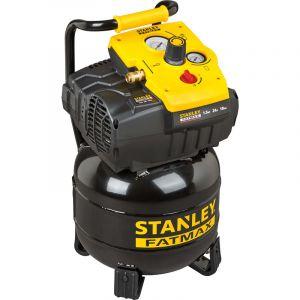 Stanley Compresseur sans huile vertical 24L 1,5HP